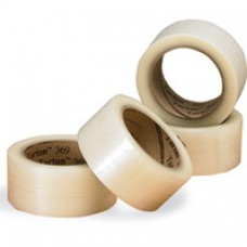 Tape - Industrial Clear Shipping Tape