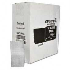 Reinforced Gummed Paper Tape-WHITE