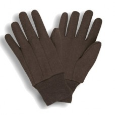 Gloves - Jersey, Brown