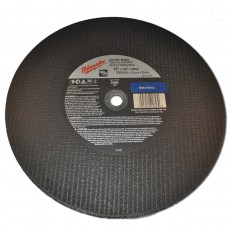 "Milwaukee 14"" x 1/8"" x 1"" Cut-Off Wheel"