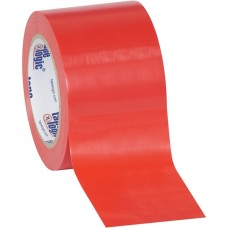 Danger/Fire Protection Marking Tape  Red
