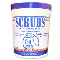 Scrubs in a Bucket-Handcleaner Towels