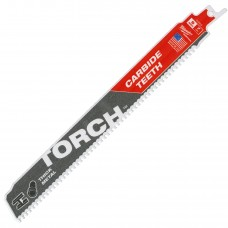 "TORCH CARBIDE 9"" x 1"" 7 TPI- CF RECYCLER SUPPLY"