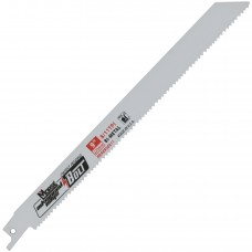 "9"" x 3/4"" x .050 8/11 TPI MORSE Reciprocating Advanced Edge BOLT Saw Blade"
