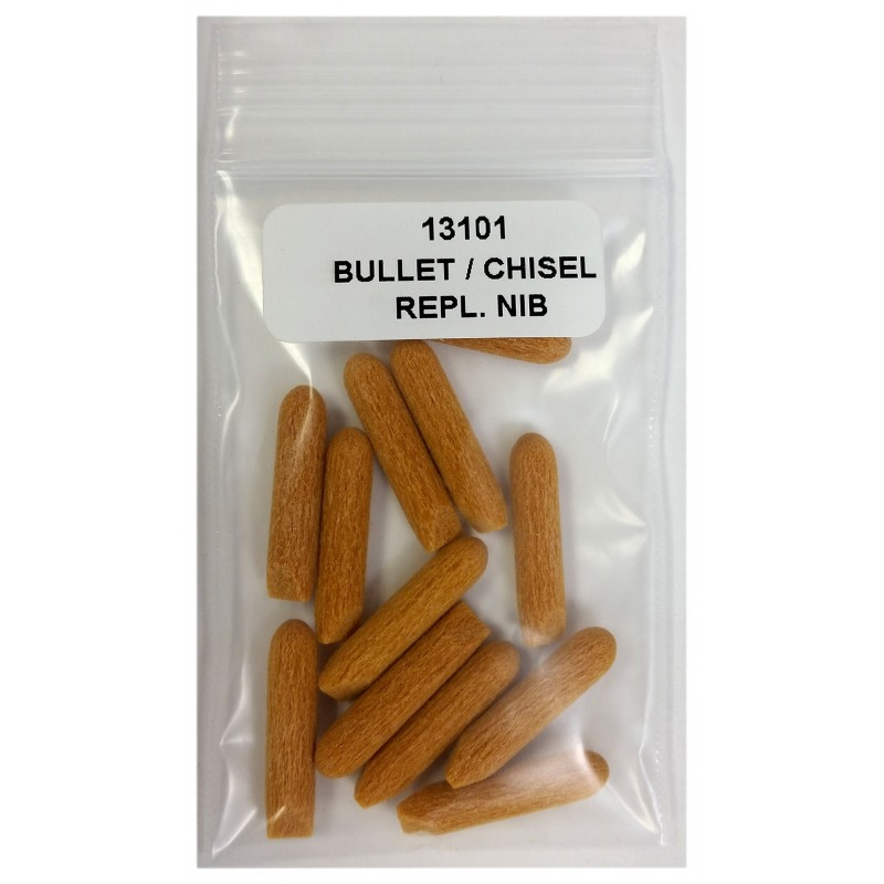 130P Replacement Tips Bag of 12