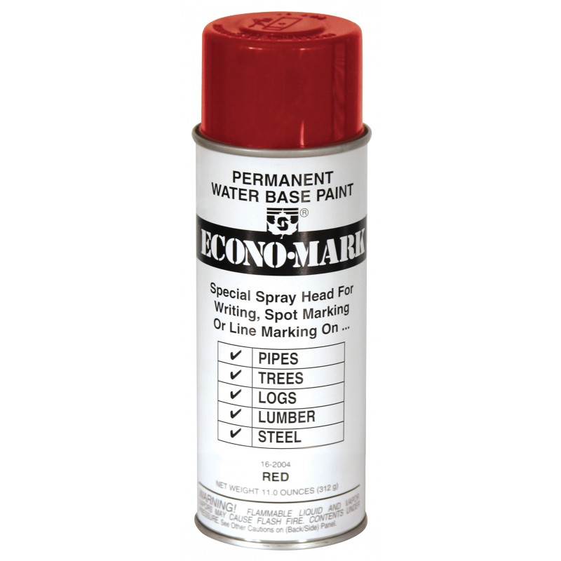 Red Seymour Econo-Mark Marking Paint