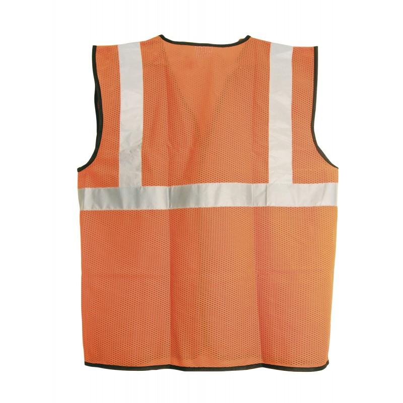 ANSI Class 2 Safety Vest Orange