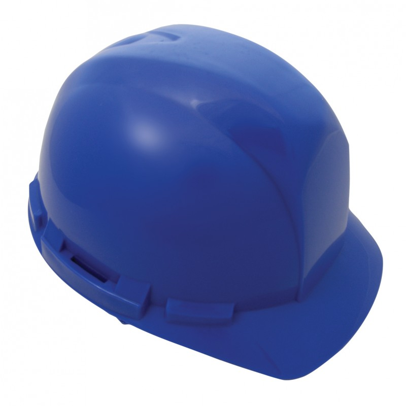Hard Hat with 6-point ratchet- BLUE