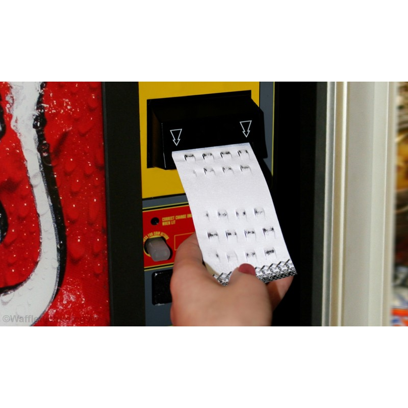 VENDING MACHINE CASH CLEAN CARD