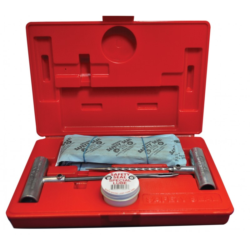Tire Repair Kit, Heavy Equipment
