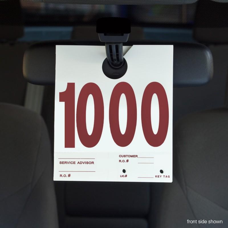 1000 Series Service