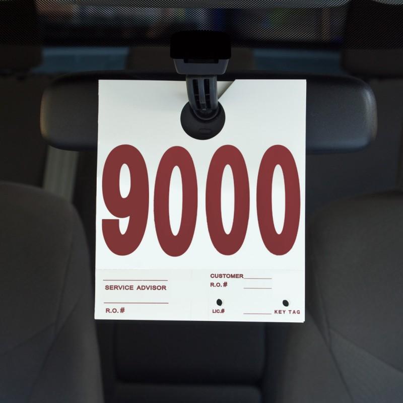 9000 Series Service