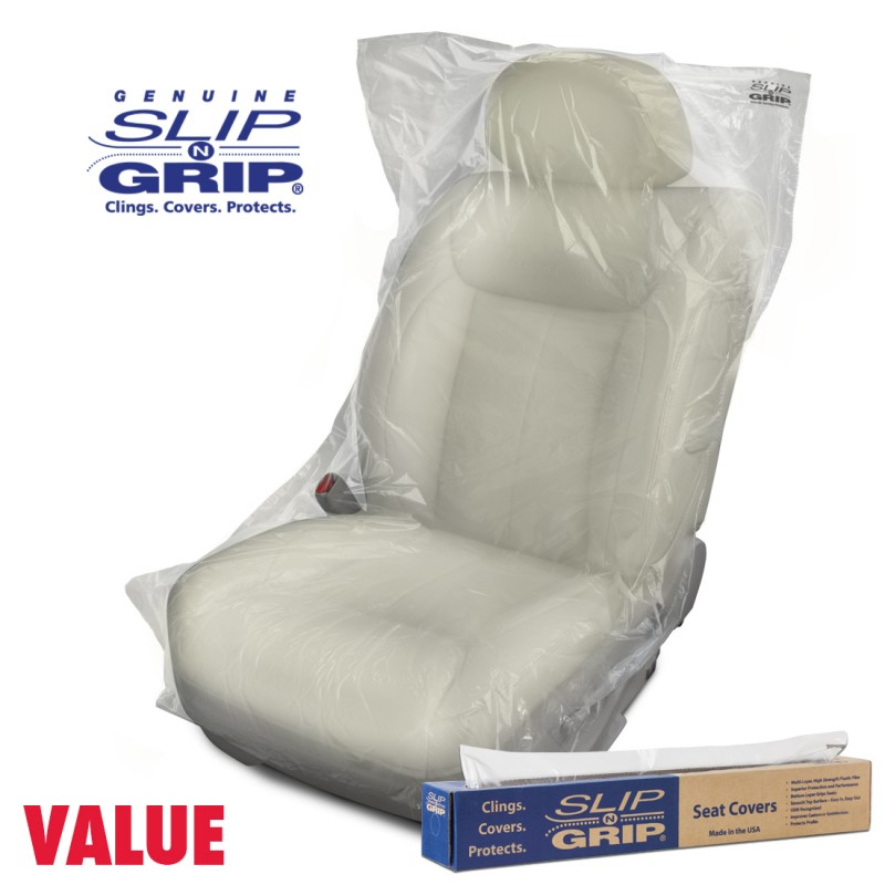 Slip-N-Grip Vehicle Seat Protection-Value