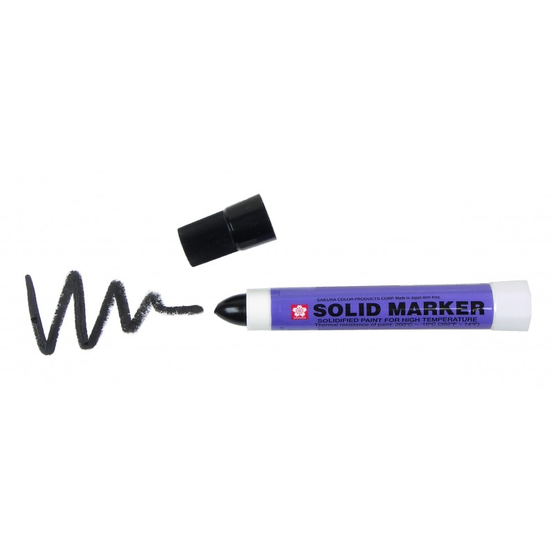 SOLID MARKER BLACK