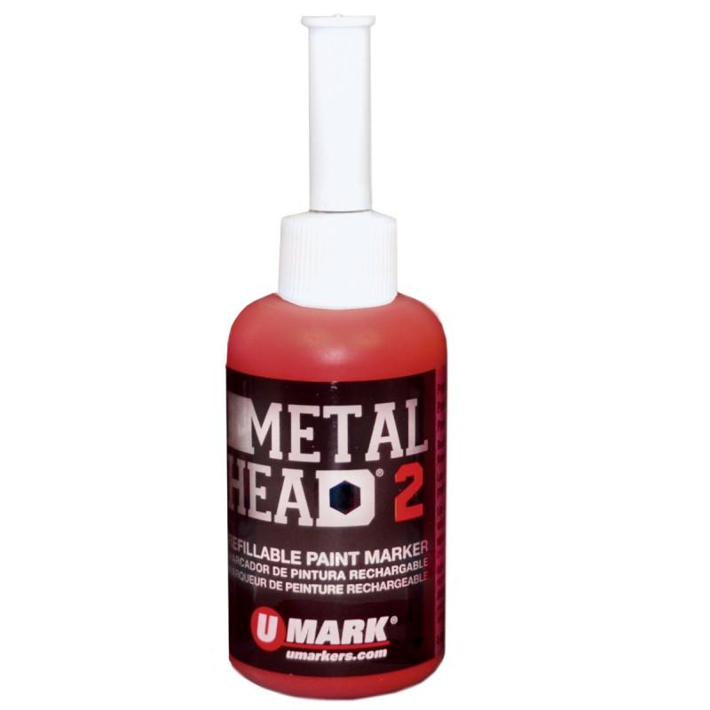 Metalhead®2 - Red