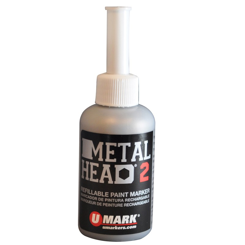 Metalhead®2 - Silver