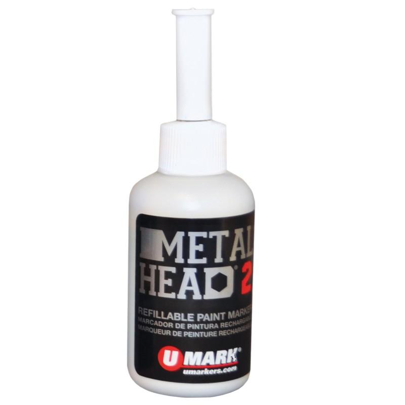 Metalhead®2 - White