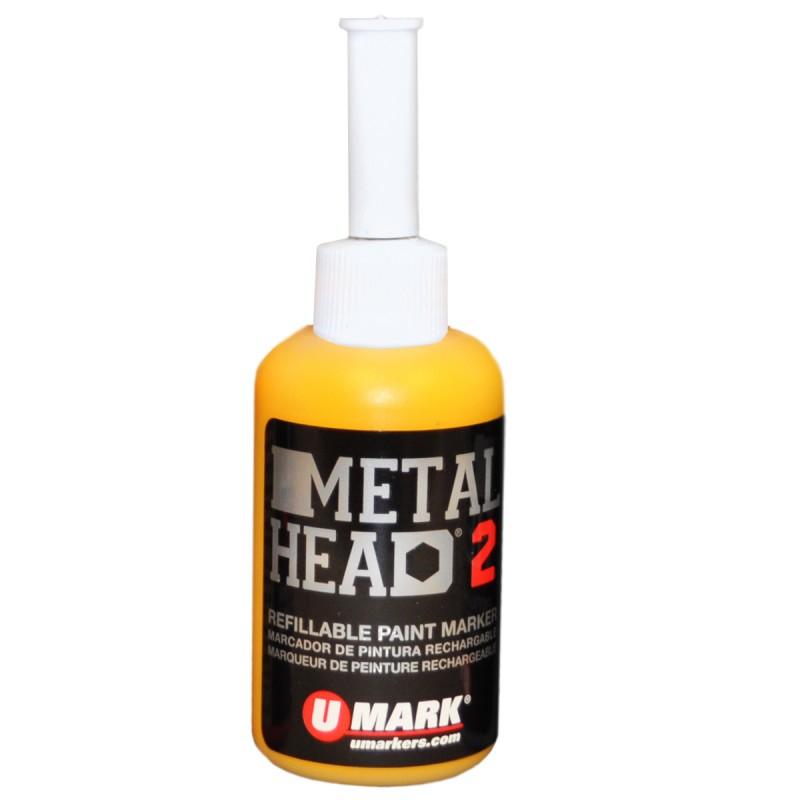 Metalhead®2 - Yellow
