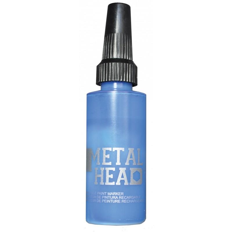 METALHEAD Markers - Blue