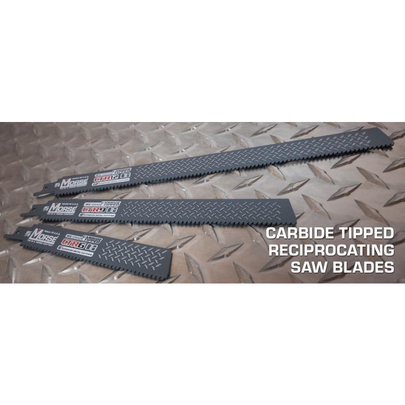 New MK Morse CTR Recip Blades