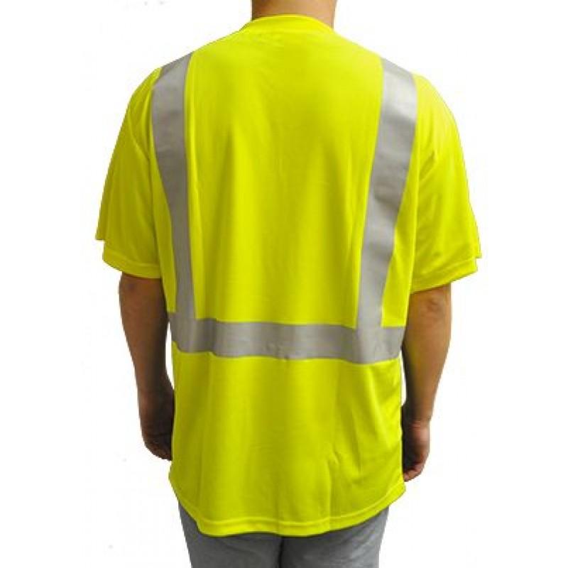 High visibility T-Shirt Back