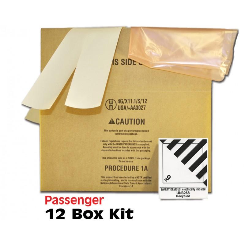Passenger Side Airbag Box -12 BOX KIT