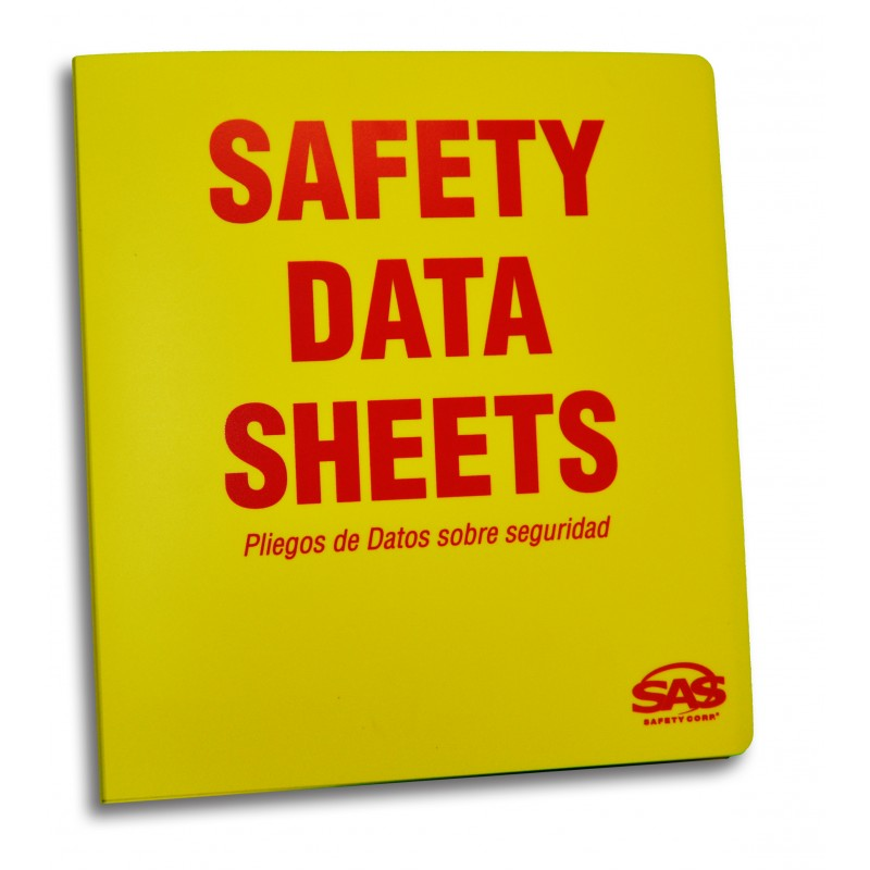 SDS BINDER SAFETY DATA SHEET