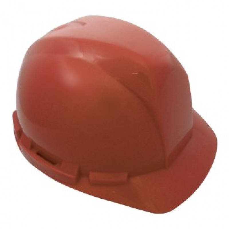 Hard Hat with 6-point ratchet- ORANGE