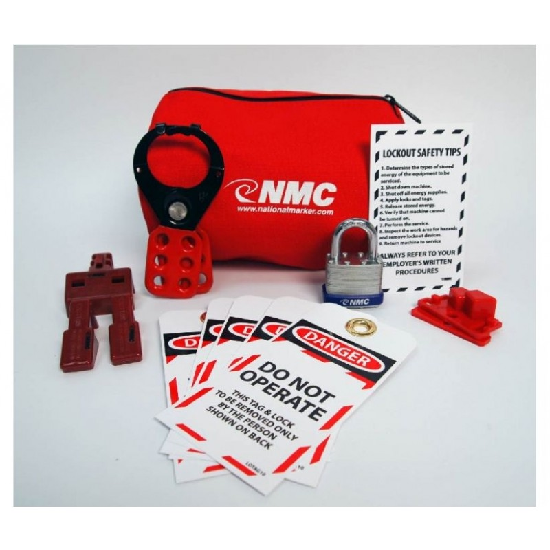 Lock Out Tag Out Kit