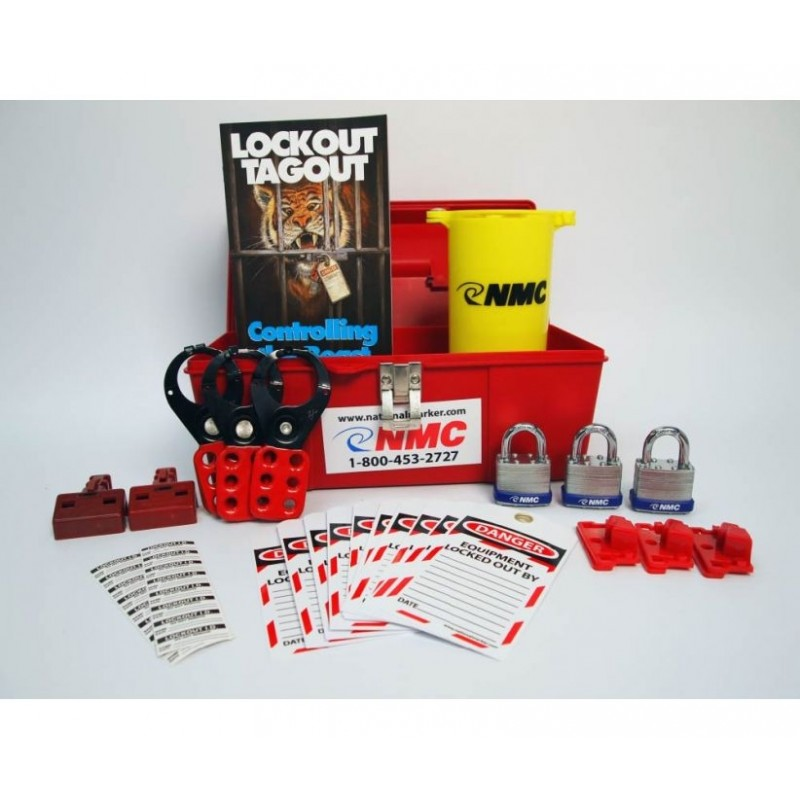 Portable Lockout Kit