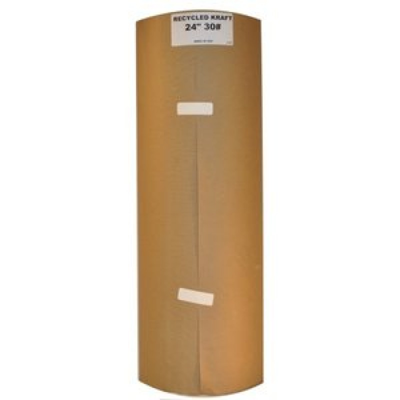 Brown Kraft Wrapping Paper