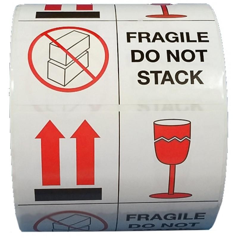 International Fragile Do Not Stack