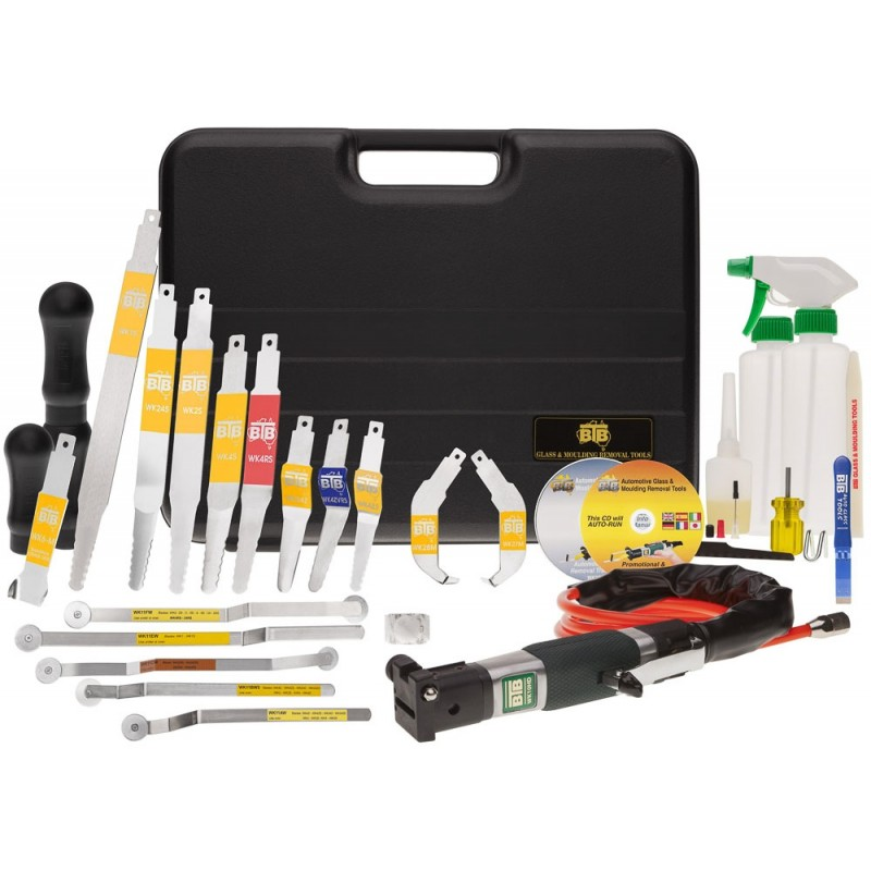 WKTECBX BTB TECHNICIAN Glass Removal Kit