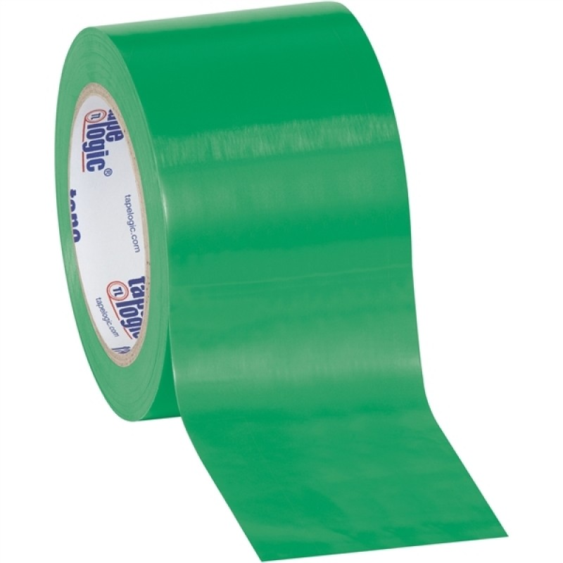 First Aid/Safety Equipment - Green. Safety Tape