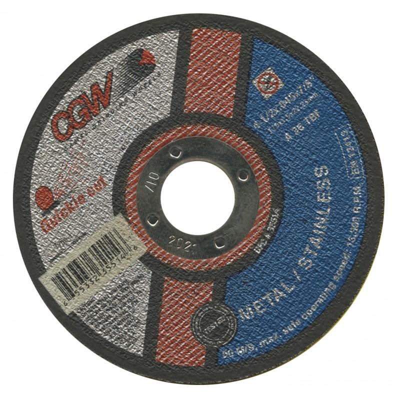 """4 1/2"""" Cutoff Wheel CGW 35514"""