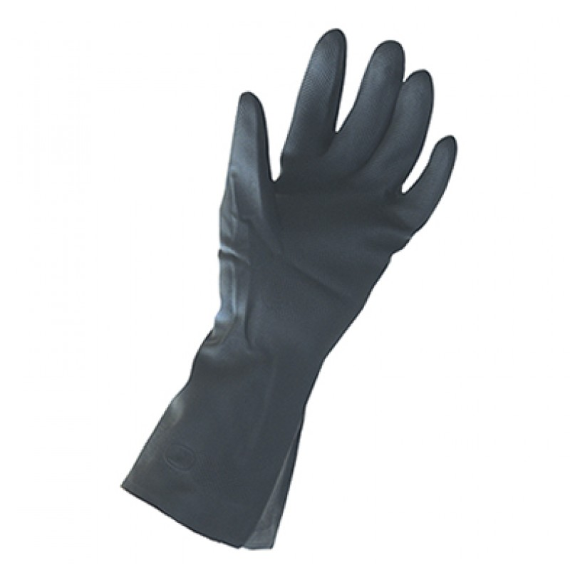 "Deluxe 12.5"" Neoprene Chemical Resistant Gloves"