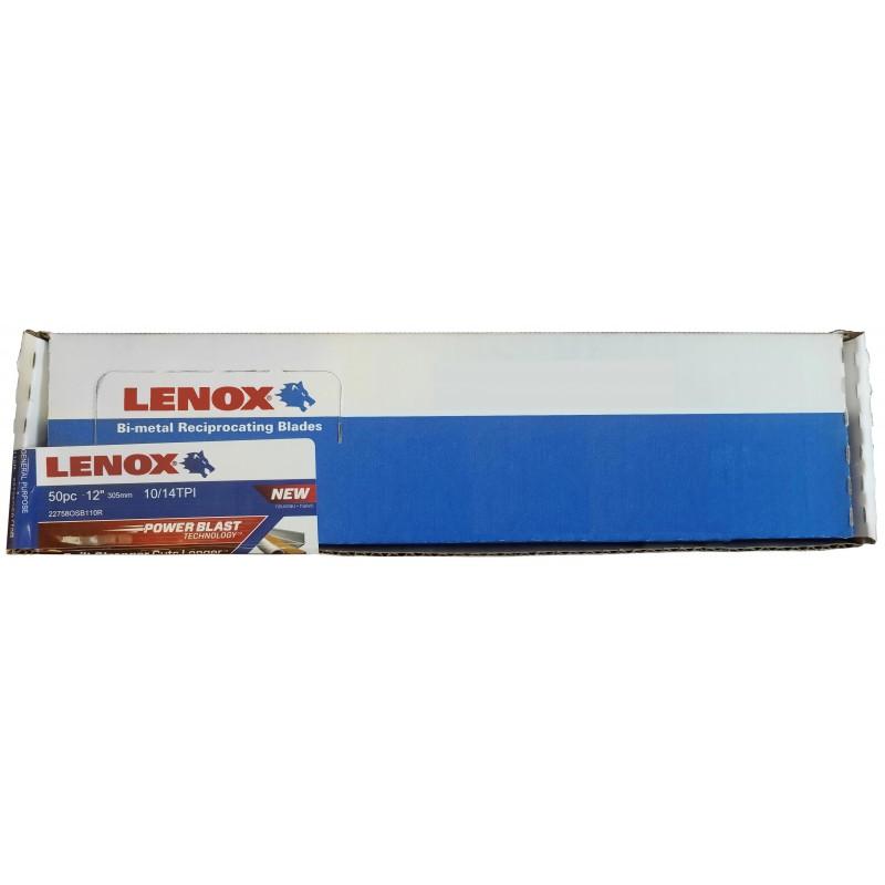 "LENOX BI-METAL Reciprocating Saw Blade 12"""