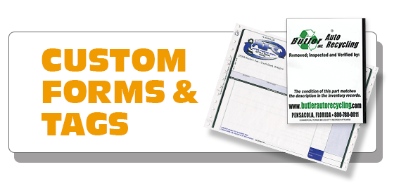 Custom Forms and Tags